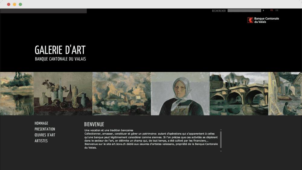Art.bcvs.ch