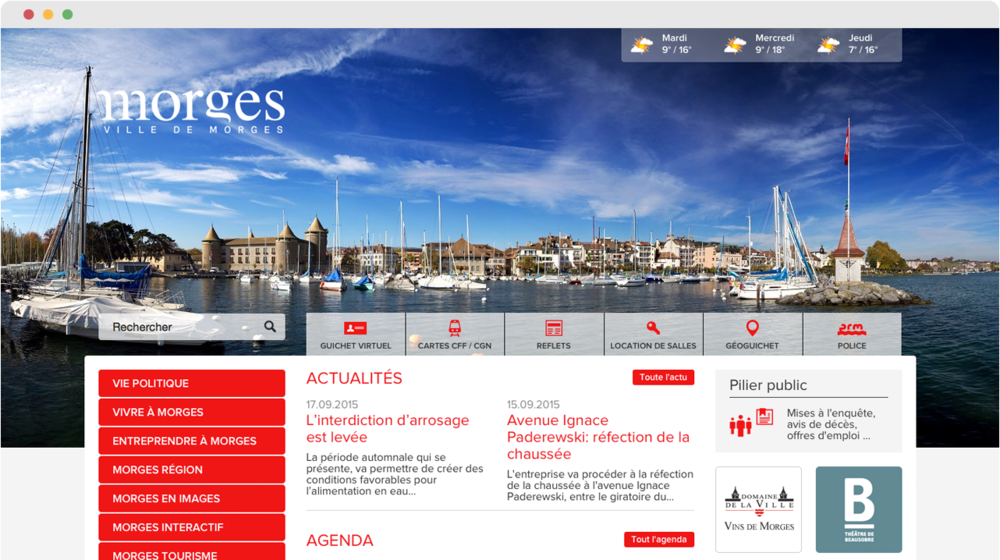 Communes & Administration