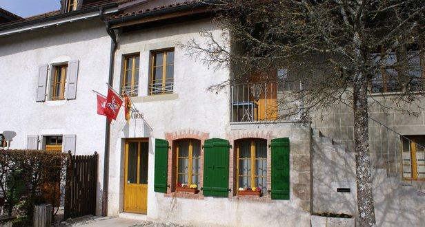 Commune de Collex-Bossy