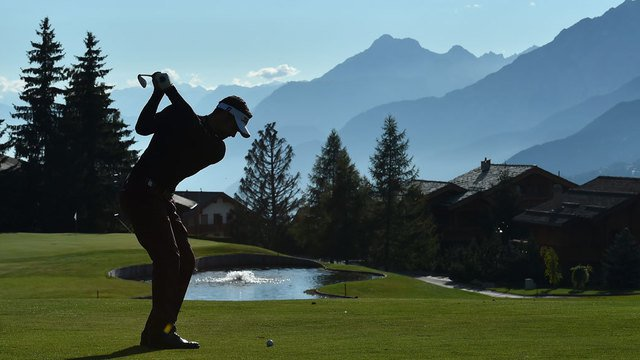Tee Time Golf Crans