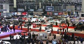 86ème Salon de l'auto 2016